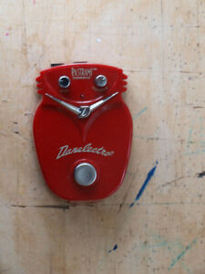 Danelectro Pastrami Overdrive Pedal