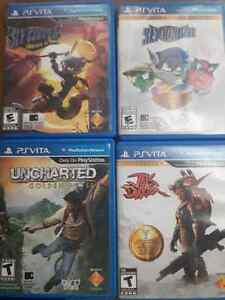 I have some ps vita games for sale. Windsor Region Ontario image 1