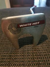 Odyssey 7 white hot pro putter