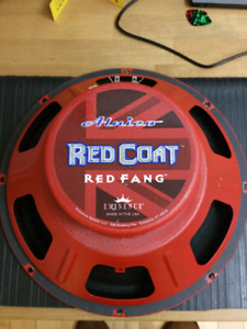 Eminence Red Coat 8 ohm 12 in ALNICO