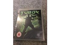 Turok (PlayStation 3)