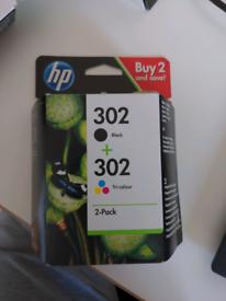 HP 302 2-pack cartridge free shipping