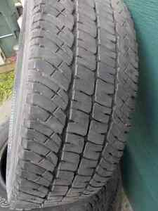 MICHELIN  LTX A/T2 Williams Lake Cariboo Area image 3