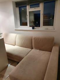 Need gone ASAP free Corner sofa bed