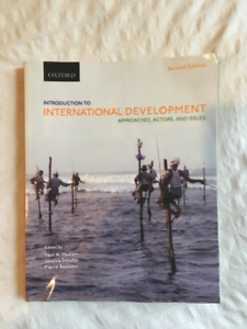 Introduction to International Development Textbook