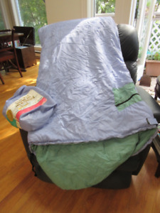 Thinsulate Lite Loft Sleeping Bag - Light and warm Used once