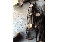 Golf mk1 & mk2 grills for sale few in stock can post breaking mk1 & mk2 can post