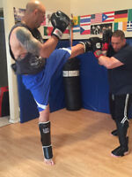 Martial Arts Coach and Personal Trainer