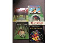 Sets of popular children's' books