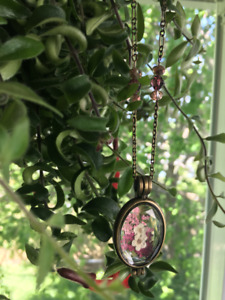 Handmade unique nature-themed jewelry!