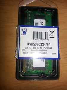 Kingston KVR533D2S4/2G