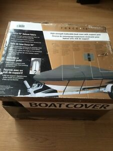 Force 10 boat cover