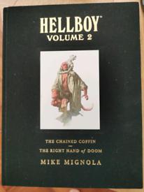 Comics hellboy deluxe edition vol. 2