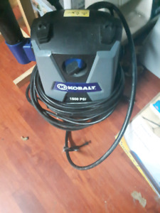 Power washer 1500psi