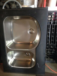 New Kindred undermount sink/ Water Softener