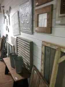 Harvest tables, ladders, doors, windows, barn boards & more  Belleville Belleville Area image 8