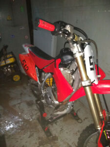 2007 CRF 150R and extra new parts pkg