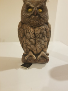 Windstone Editions - Owl Sconce