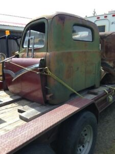 1949 ford cab