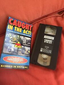 Caught in the Act !  BANNED IN THE UK FOLIES !