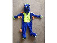 Dragon fancy dress 1-2yr