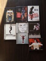 MICHAEL JACKSON 11Cd's, 2Documentary, 1Book