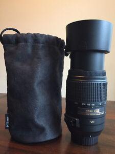 Nikon AF-S 55-300mm F4.5-5.6 G ED VR