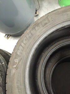 215/55/17 michelin primacy mxv4 West Island Greater Montréal image 2
