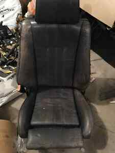 BMW e30 Sports leather seats from sedan