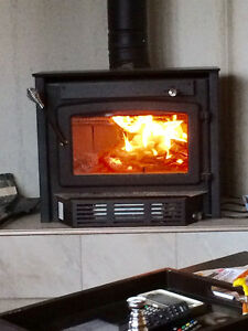 Woodstove fireplace insert for sale