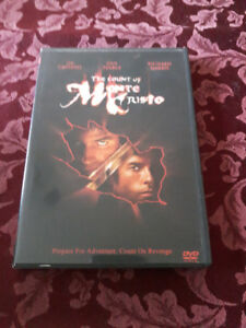 The Count of Monte Cristo on DVD