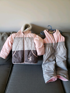 2T Oshkosh Girls Snowsuit $30