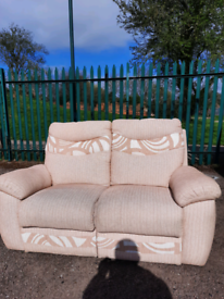 Nice 2 seater sofa (delivery available
