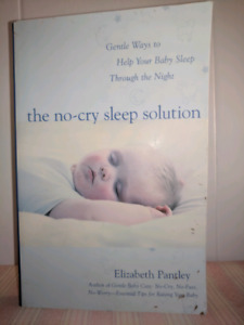 Sleep solution parenting book