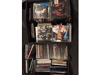 Job lot of CDs, quantity 267
