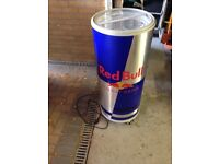 Fridge - giant red bull can