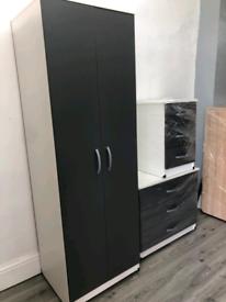 🔥🔥🔥Ready assembled wardrobe sets