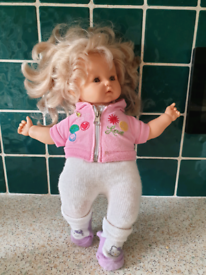 DOLL not sure of name/make