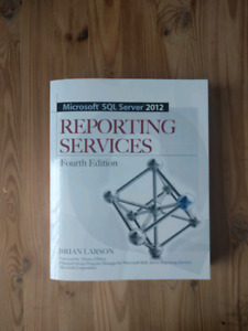Microsoft SQL Server 2012 Reporting Services by Brian Larson