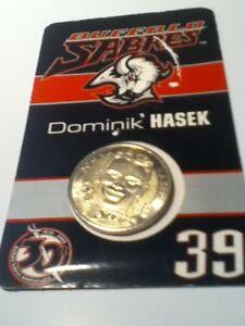 Dominik Hasek Buffalo Sabres Coin