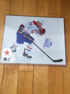 AUTOGRAPHED WITH COA - Montreal Canadiens