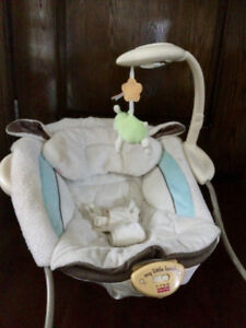 My Little Lamb Fisher Price Baby Bouncer