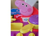 Peppa pig musical cooker