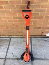 Contour 500E electric grass strimmer/trimmer/lawn edger