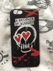 5 seconds of summer iphone 6/6s case