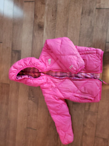 Manteau The North Face 550 fille 4T