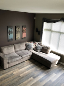 custom sectional couch - Moving Sale