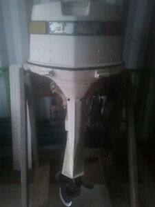 115 HP 1976 johnson outboard for parts