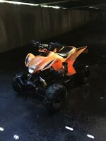 Vtt gio beast 200cc with mods