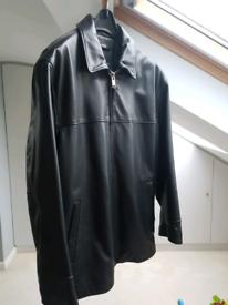 Andrew Marc New York Men's Leather Jacket